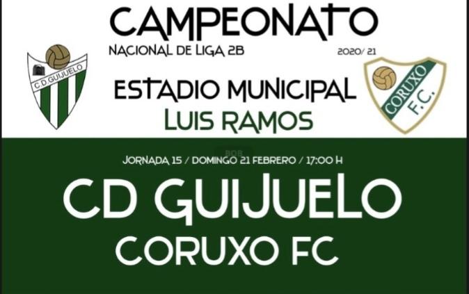 Previa: CD Guijuelo vs Coruxo FC: Choque de necesitados en el Municipal