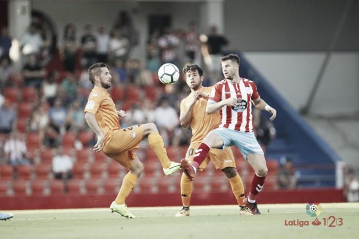 Lugo y Reus se estrenan sumando