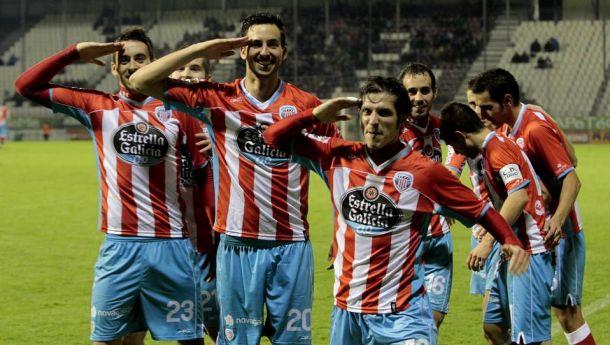 El Lugo y Setién firman su continuidadmutua en Segunda División