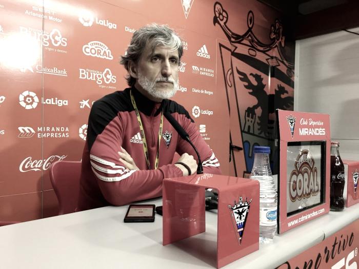 """Pablo Alfaro: """"Es un auténtico partidazo"""""""