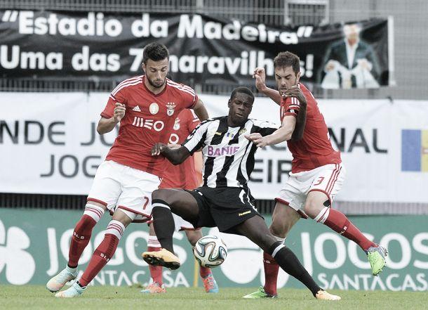 Benfica recebe Nacional da Madeira em Luz cheia