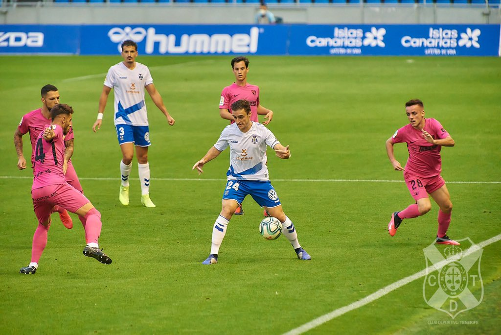 CD Tenerife 0-0 Málaga CF: Hosts left frustrated after goalless draw against 10-man Málaga