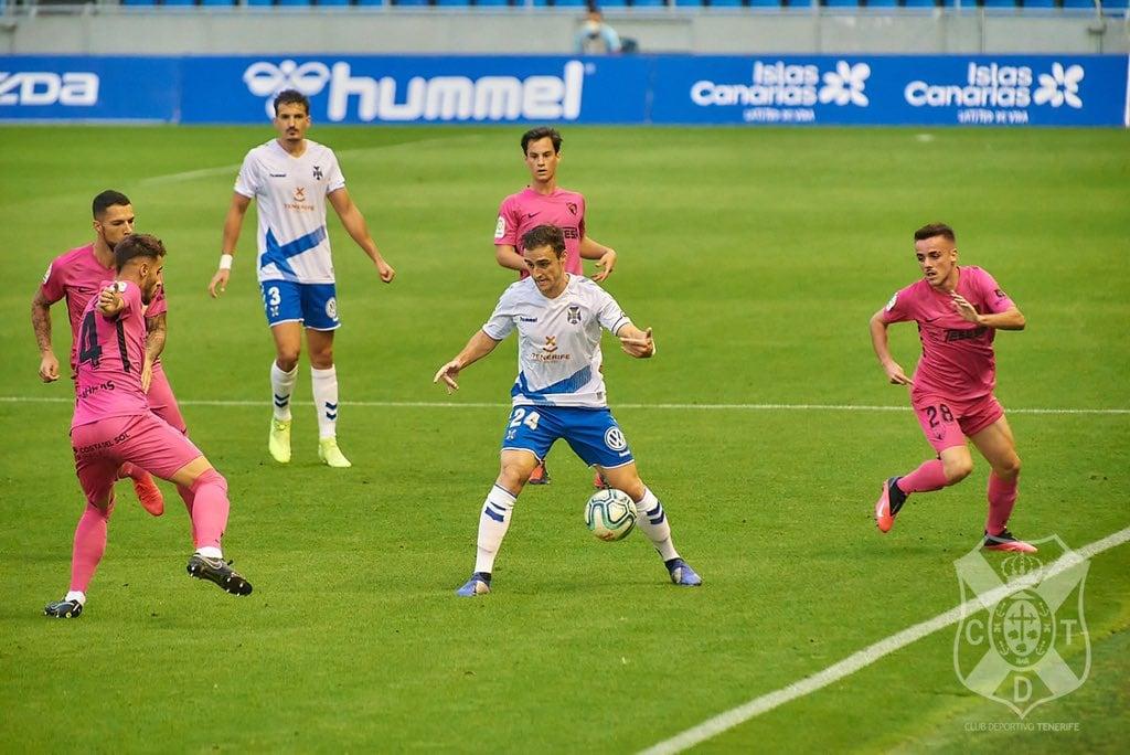 CD Tenerife 0-0 Málaga CF: Hosts left frustrated after goalless draw against 10-man Málaga
