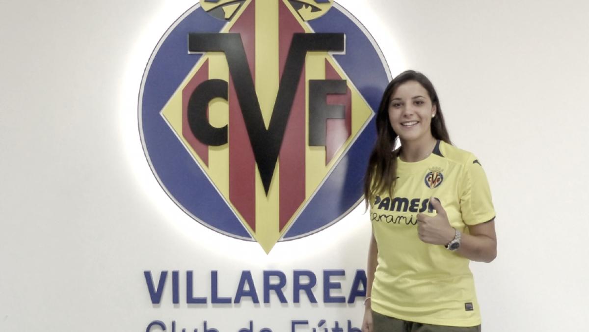 Sheila Guijarro, dinamita para el ataque del Villarreal Femenino A