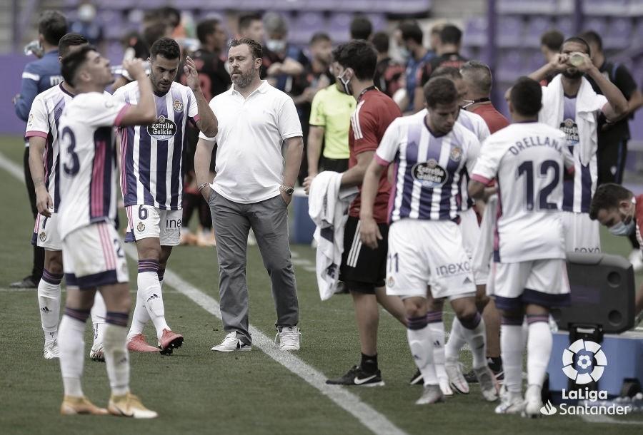 La historia no ayuda al Real Valladolid en San Sebastián