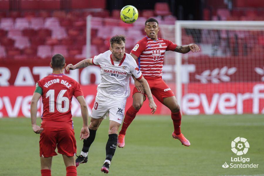 Sevilla FC - Granada CF: puntuaciones del Granada, jornada 32 de LaLiga