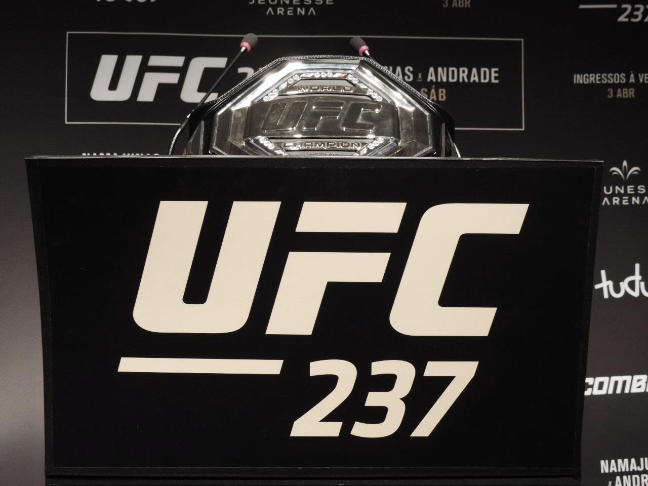 UFC começa a vender ingressos para evento 237, que acontecerá Rio de Janeiro