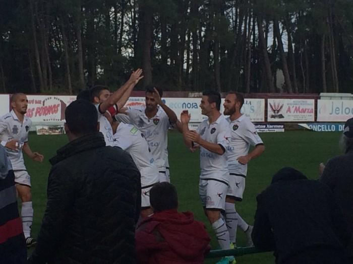 El Boiro se reencuentra con la victoria en Barraña