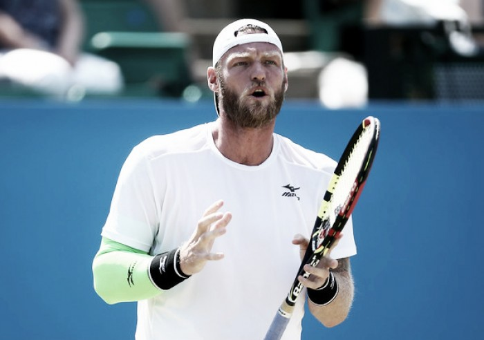Sam Groth reveals he was offered bribe to throw match at Aegon Open