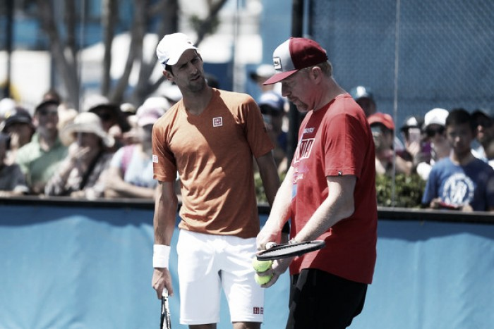 "Boris Becker hails Novak Djokovic and Andre Agassi partnership as an ""excellent choice"""