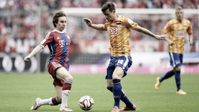 Previa Hertha Berlin-Bayern Múnich: A retomar el camino