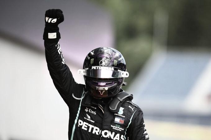Hamilton logra el triunfo en Estiria