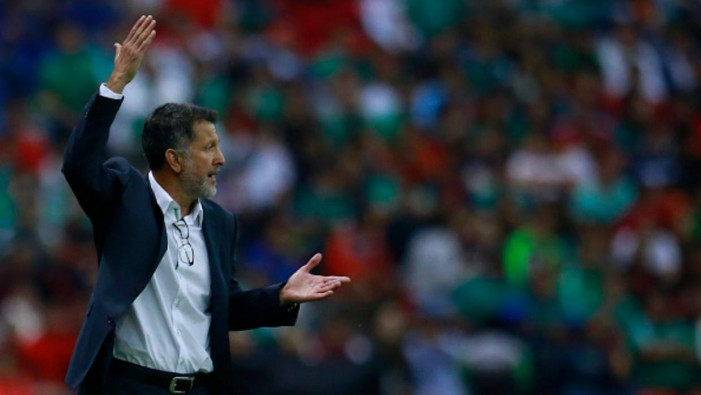 Mexico's Juan Carlos Osorio rotation philosophy put to the test this Summer
