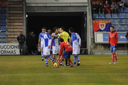 Sabadell - Numancia: el honor en juego