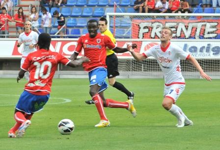 Numancia - Sporting: puntuaciones del Sporting, jornada 1