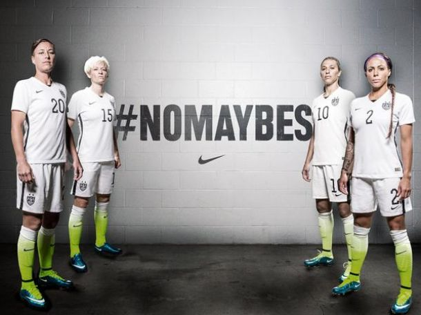 USWNT Reveal Women's World Cup Uniforms, Spark Identity Crisis