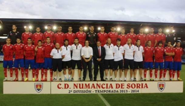 Club Deportivo Numancia 2013-2014