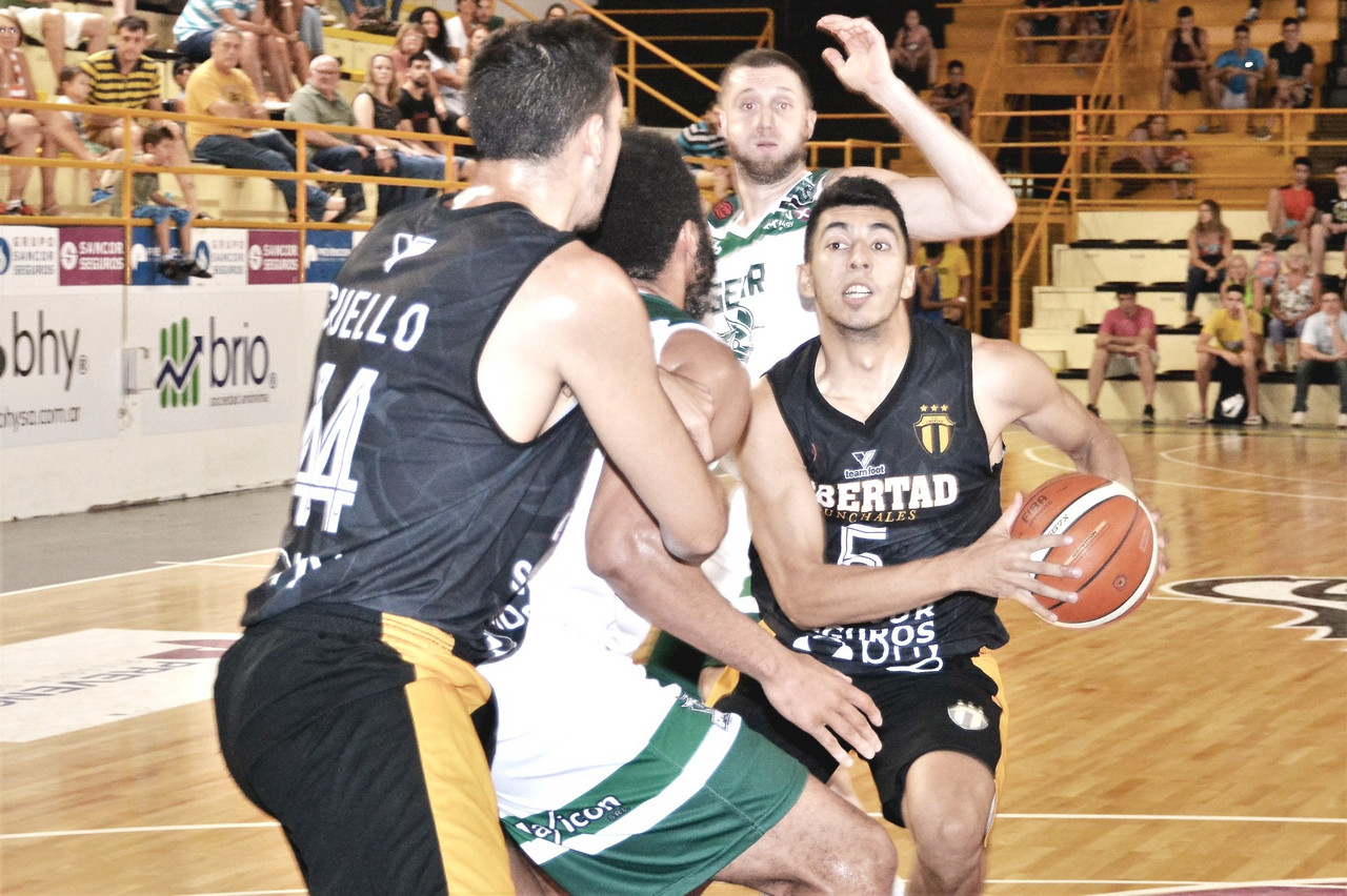 Liga Nacional: Noche de miércoles a puro básquet