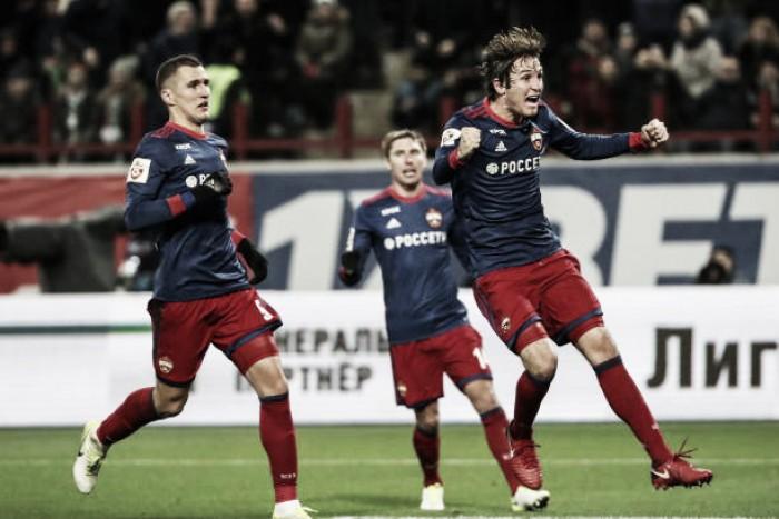 CSKA vence Benfica, segue vivo no grupo A e afunda os portugueses em sua pior campanha da história na competição