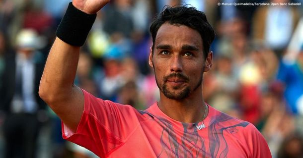 Fognini Fends Off Nadal Comeback, Completes Upset In Barcelona
