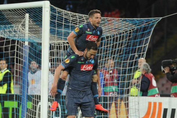 Basta un Napoli normale, pari col Wolfsburg e semifinale, 26 anni dopo