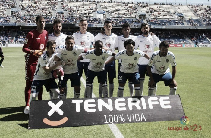 El Tenerife, rival duro para volver al cauce de la victoria