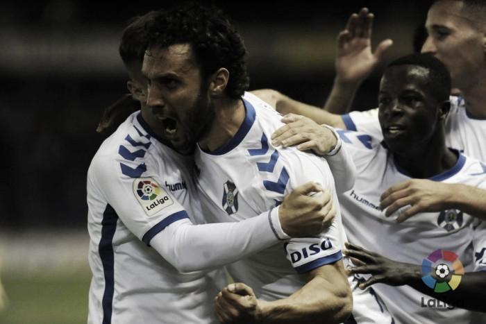 CD Tenerife - Real Zaragoza: puntuaciones del Tenerife, jornada 21 de Segunda División