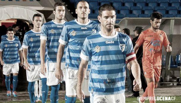 Sarmiento dejará el Lucena al finalizar la temporada