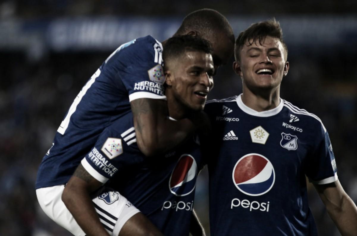 """César Carrillo: """"Sabíamos que Millonarios no podía estar en los últimos puestos"""""""