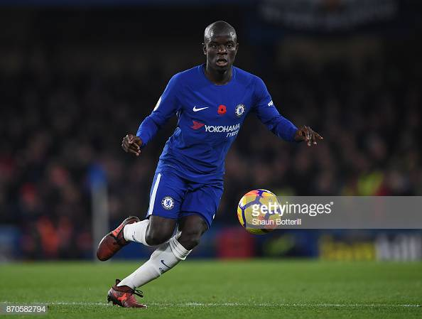 N'Golo Kante leads the way for Chelsea as FIFA 20 ratings are released