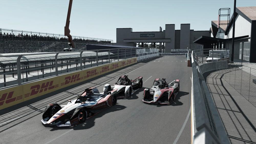Chegou a hora da decisão do Desafio Virtual da Fórmula E