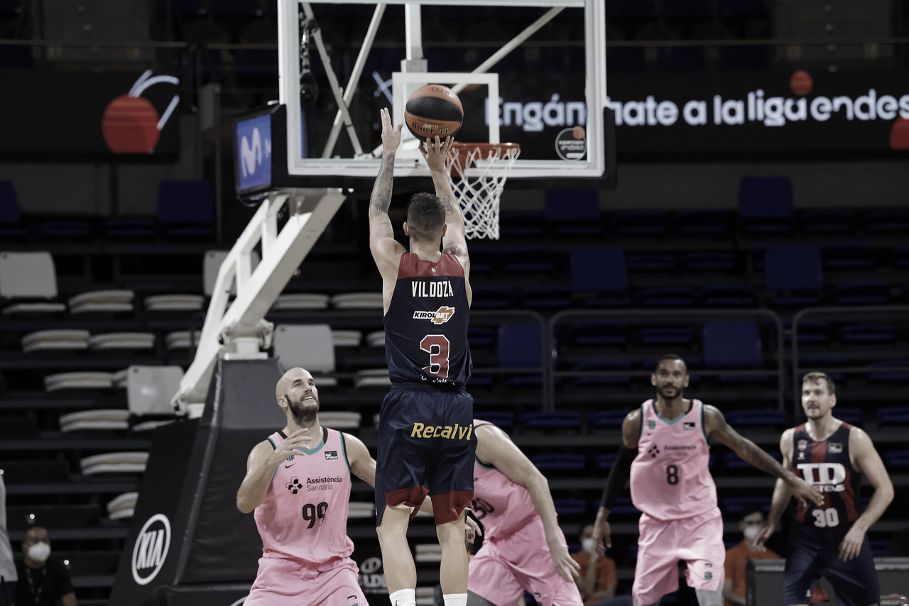 TD Systems Baskonia regresa a Vitoria-Gasteiz