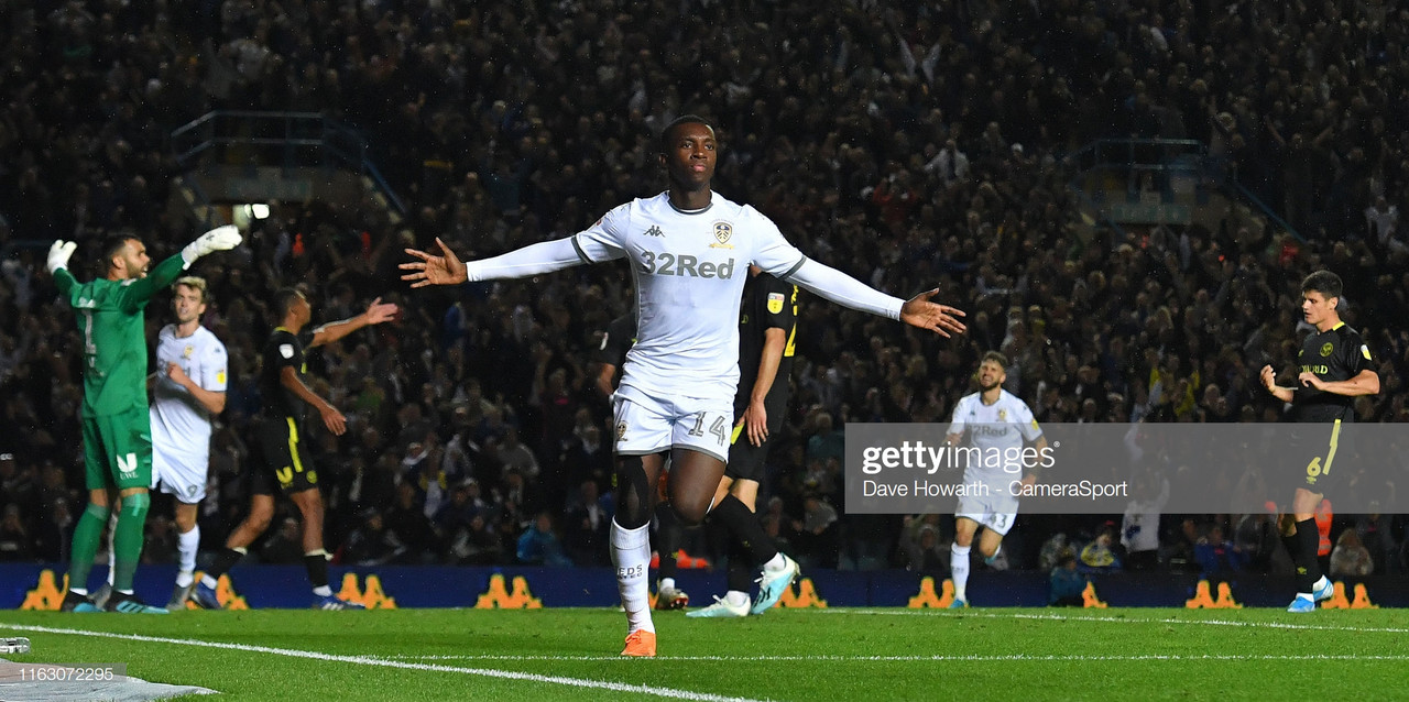 Leeds United 1-0 Brentford: Super sub Nketiah seals hard fought win