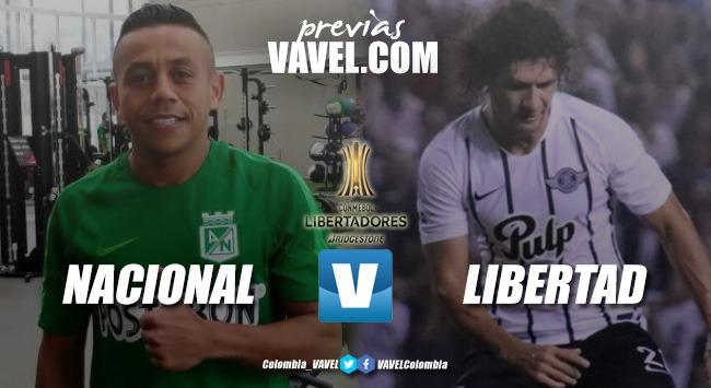 Previa Atlético Nacional vs Club Libertad: la lucha por el último cupo para la fase de grupos