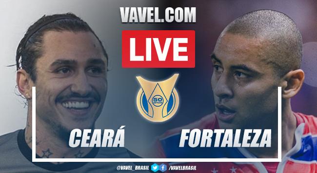 Gols e Melhores Momentos de Ceará x Fortaleza (3-1)