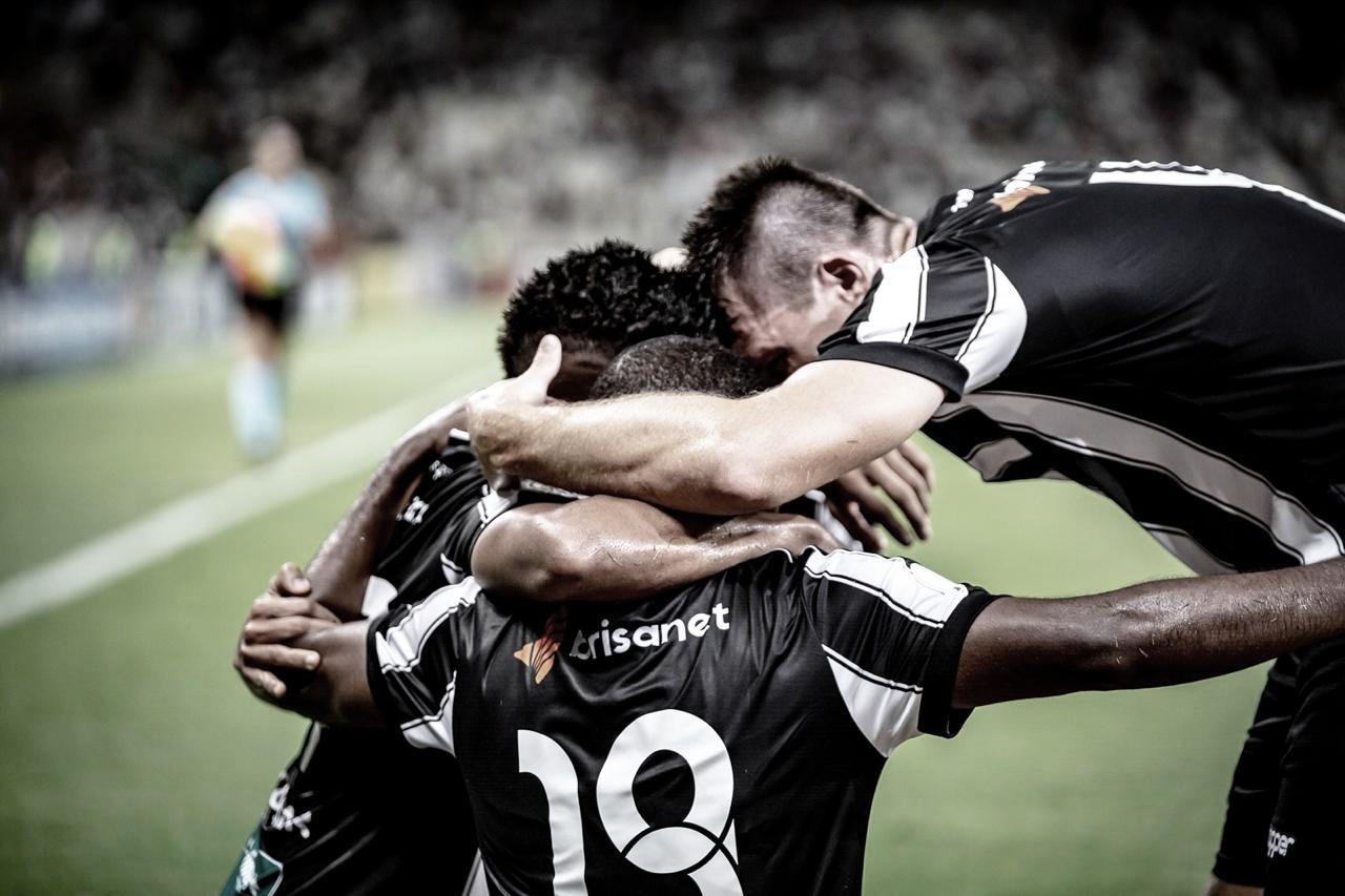 Em partida tensa, Ceará vence Avaí com gol no fim e deixa Z-4