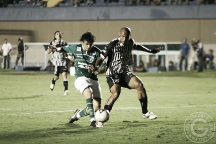 Ceará e Goiás se enfrentam buscando retomar caminho das vitórias