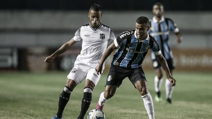 Após derrota na estreia, Ceará desafia embalado Grêmio