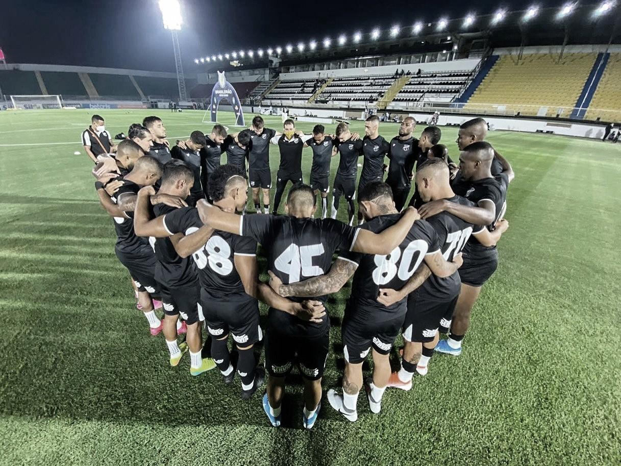 Wescley volta a marcar após dois anos e valoriza espírito de luta do Ceará em derrota do Brasileirão