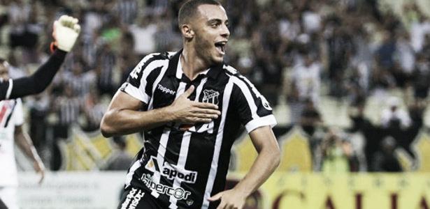 """Arthur vibra com vitória do Ceará, mas prega cautela: """"É só um pequeno passo''"""
