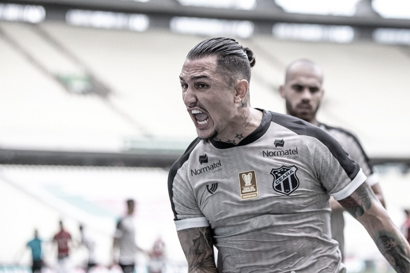 Ceará derruba Vitória e está na final da Copa do Nordeste