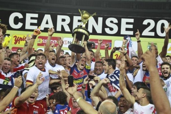 Resultado Ferroviário x Ceará na final do Campeonato Cearense 2017 (0-1)