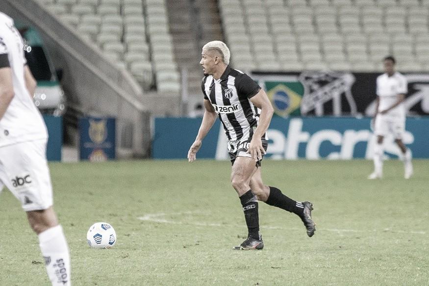 Em busca de reencontrar vitórias, Ceará recebe embalado Juventude
