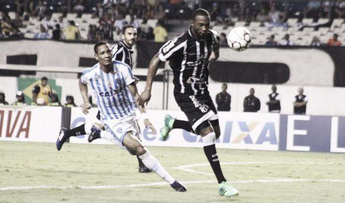 Com expectativa de estádio lotado, Ceará recebe Paysandu podendo confirmar acesso