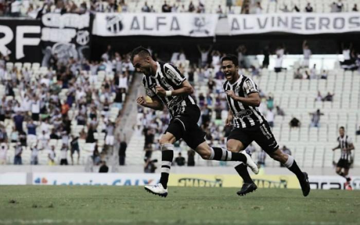 Ceará vence Náutico com gols no primeiro tempo e assume vice-liderança da Série B