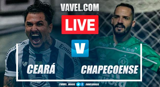 Gols e melhores momentos Ceará 1x0 Chapecoense pelo Brasileirão 2021