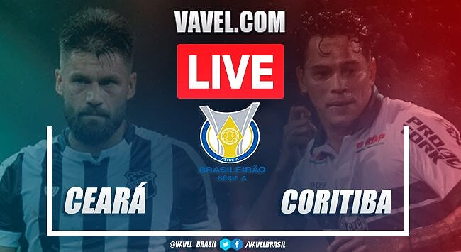 Gols e melhores momentos de Ceará 2x1 Coritiba pelo Campeonato Brasileiro 2020