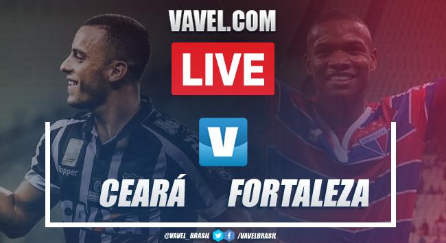 Gols e Melhores Momentos Ceará 2 x 1 Fortaleza pelo Campeonato Brasileiro