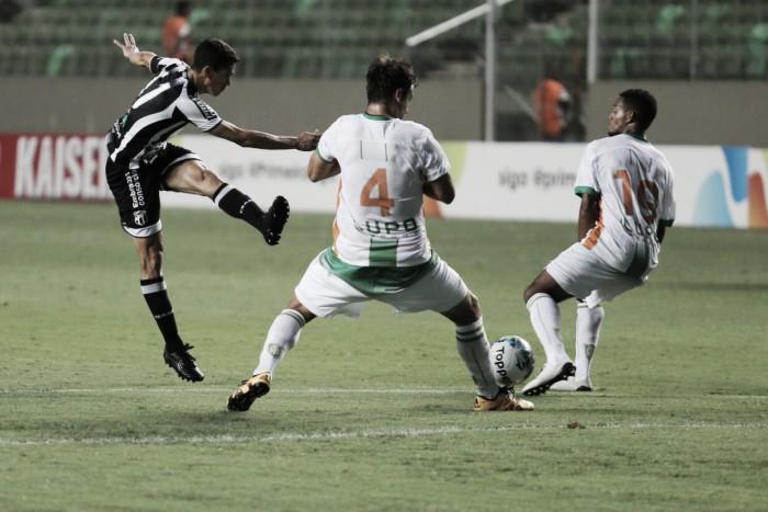 Ceará e América-MG se enfrentam em clima de decisão pela Série B do Campeonato Brasileiro