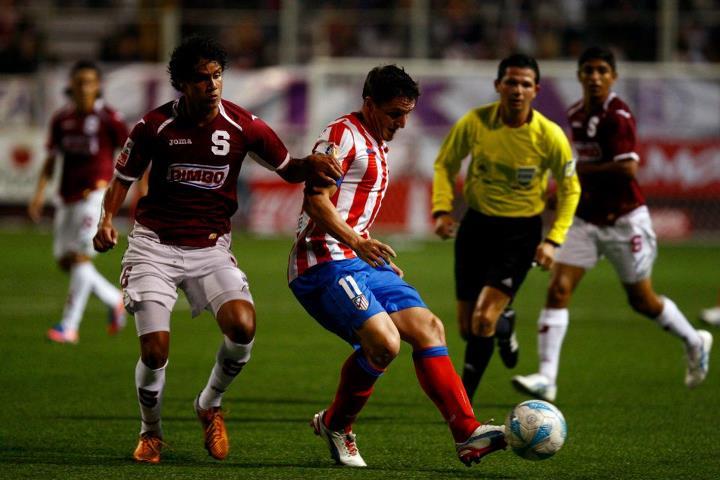 Atlético de Madrid empata a cero en Costa Rica